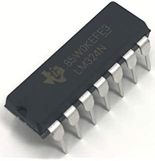 Pack of 25 Pieces) MCIGICM lm324n Quad opamp lm324 Quad op ...