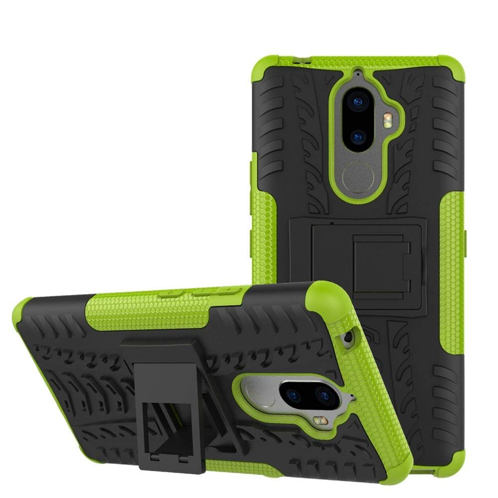 tinyue® Funda para Lenovo K8 Note Smartphone, Soft TPU + Hard PC ...
