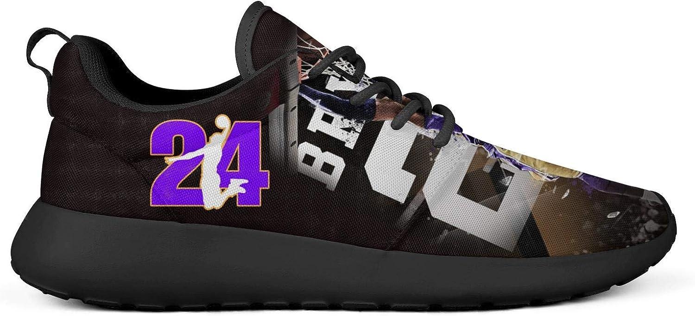 Heart Wolf Mamba Kobe Legend Basketball Player 24 Sneaker Shoes for Mens Slip