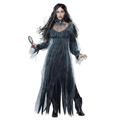 PU-FESTIVAL Halloween Horror Fantasma Novia Disfraz Perdido ...