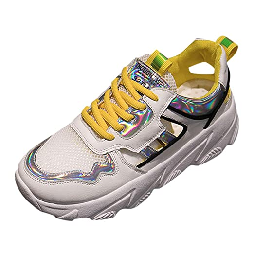 POLPqeD Scarpe - Zapatillas de Atletismo para Mujer Naranja ...