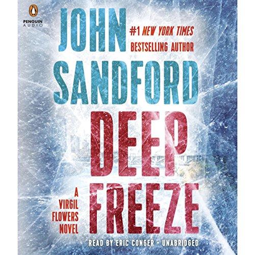 Deep Freeze: Virgil Flowers, Book 10