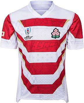 AFDLT Rugby Jersey Fan T-Shirts Hombres Deportes Secado rápido de ...