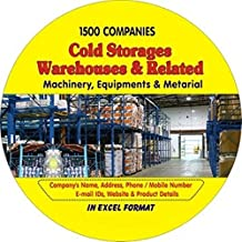 Cold Storages, Warehouses & Related Companies Data
