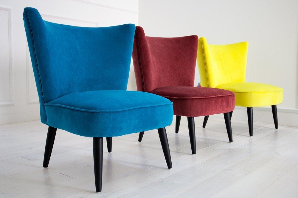 retro sessel rot top retrostar sessel velvet rot der retrosessel von sternzeit design with. Black Bedroom Furniture Sets. Home Design Ideas