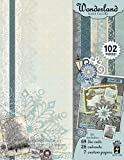 Hot Off The Press - Wonderland Artful Card Kit