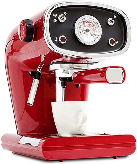 Retro Profesión Maquina de cafe Semiautomático Cafetera Casa ...