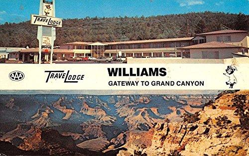 williams-arizona-travelodge-multiview-vintage-postcard-k35266