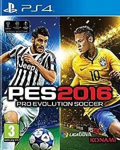 Pro Evolution Soccer 2016 (PES 2016) - Standard Edition ...