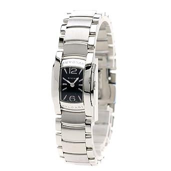 best service e92ae d1677 Amazon | [ブルガリ]アショーマD 腕時計 ステンレス/SS ...