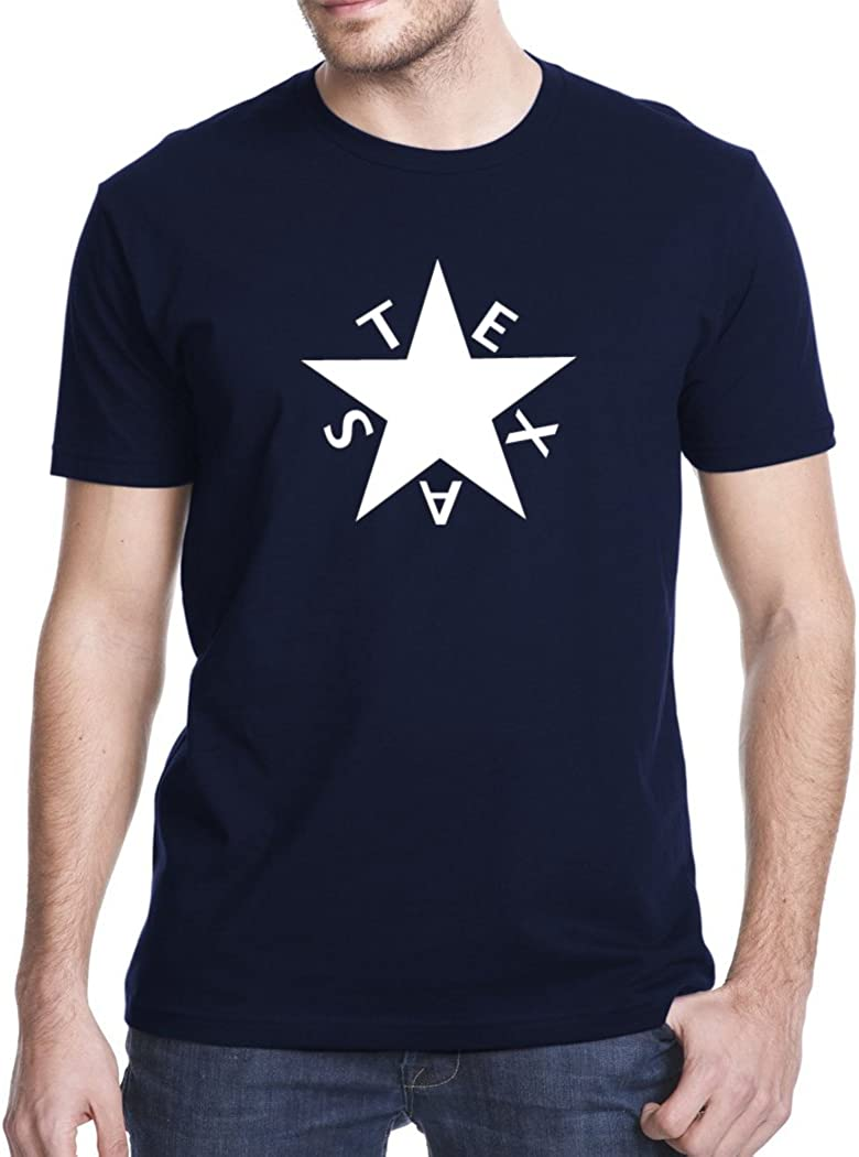 Texas de Zavala Flag Lone Star T-Shirt