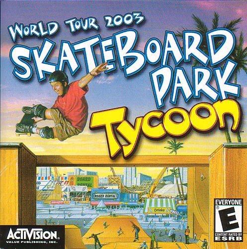 Price comparison product image Skateboard Park Tycoon World Tour 2003 (Jewel Case)