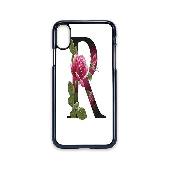 Amazon Phone Case Compatible With Iphone X 2d Print Black Edge