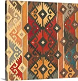Albena Hristova Premium Thick-Wrap Canvas Wall Art Print entitled Southwest Pattern II