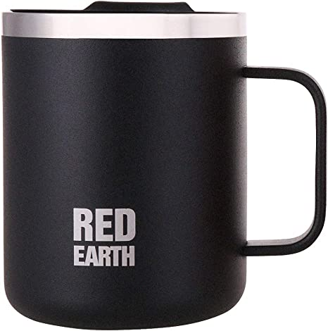 Insulated Coffee Cup,18oz Thermal Vacuum Double-Wall Stainless Steel Coffee Cup