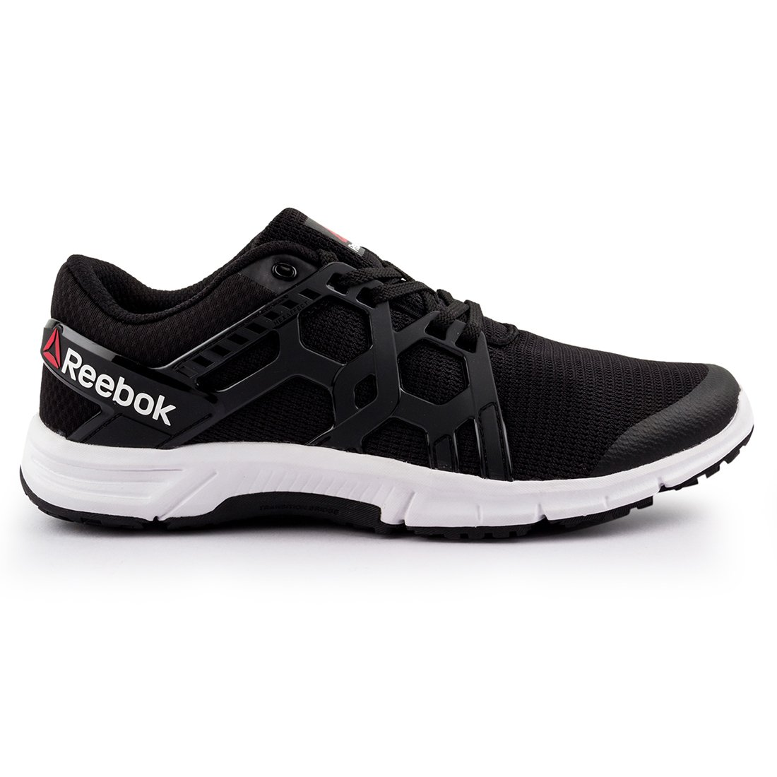 e05402bbbb3 Reebok Men's Gusto Run Sports Running Shoe-Uk-8: Buy Online at Low Prices  in India - Amazon.in