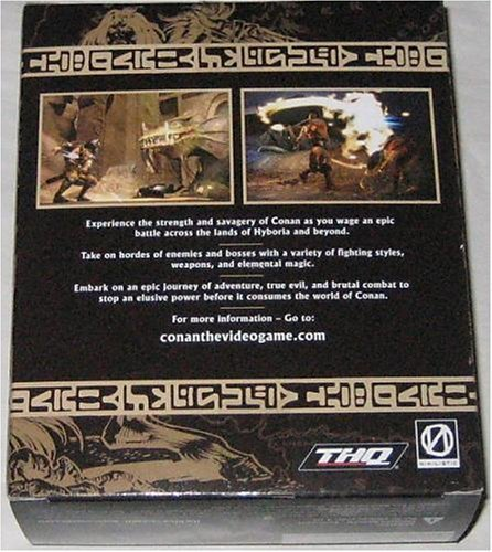 5 Conan the Barbarian Limited Edition Action Figure - Conan the ...