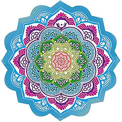 Amazon.com: ATUSY Tapestry|Beach Towel Yoga Mat Carpet ...