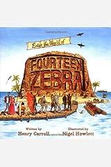 14 Zebra Hardcover