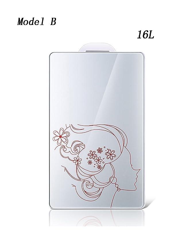 LIANJUN Portátil Nevera Rígida Refrigerador Eléctrico 16L Refrigeración Mini Frigorífico Household / outdoor (Color : #2, Tamaño : B) : Amazon.es