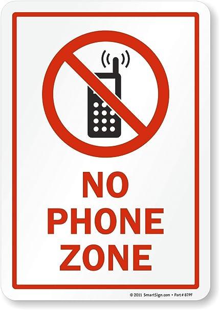no phones sign - Parfu kaptanband co