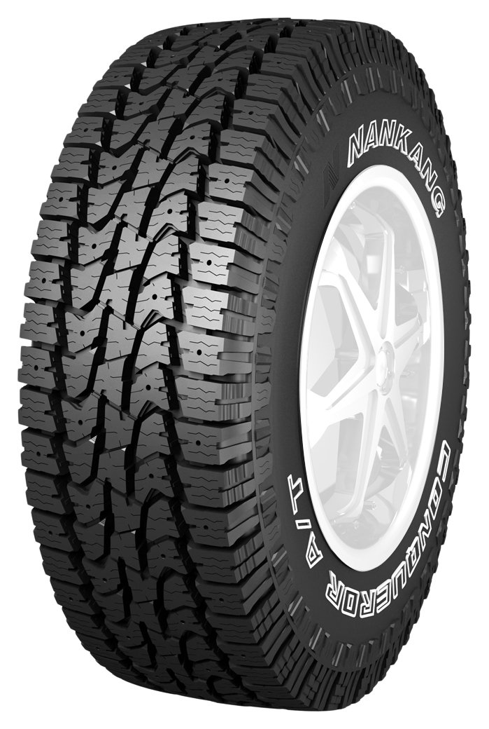 Nankang 24689209 Conqueror A/T AT-5 All-Terrain Radial Tire - 265/70R17 115T