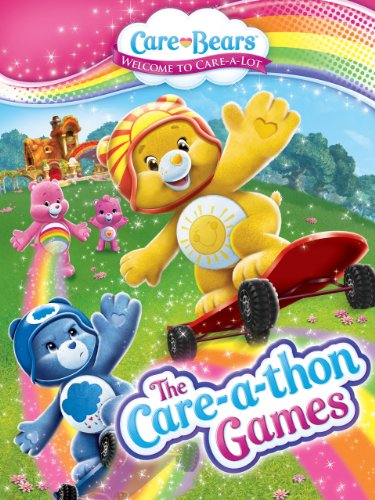 Free Care Bears: The Care-A-Thon Games