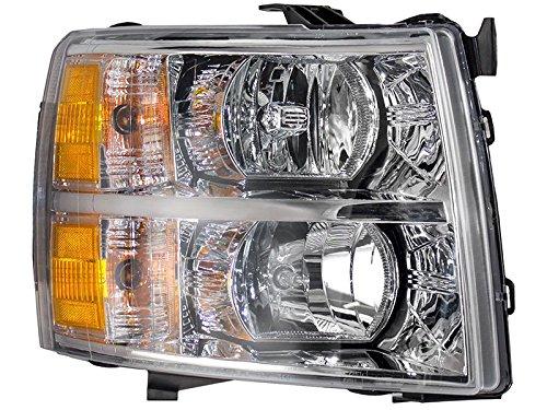 Depo 335-1145R-AS Chevrolet Silverado Right Hand Side Head Lamp ()