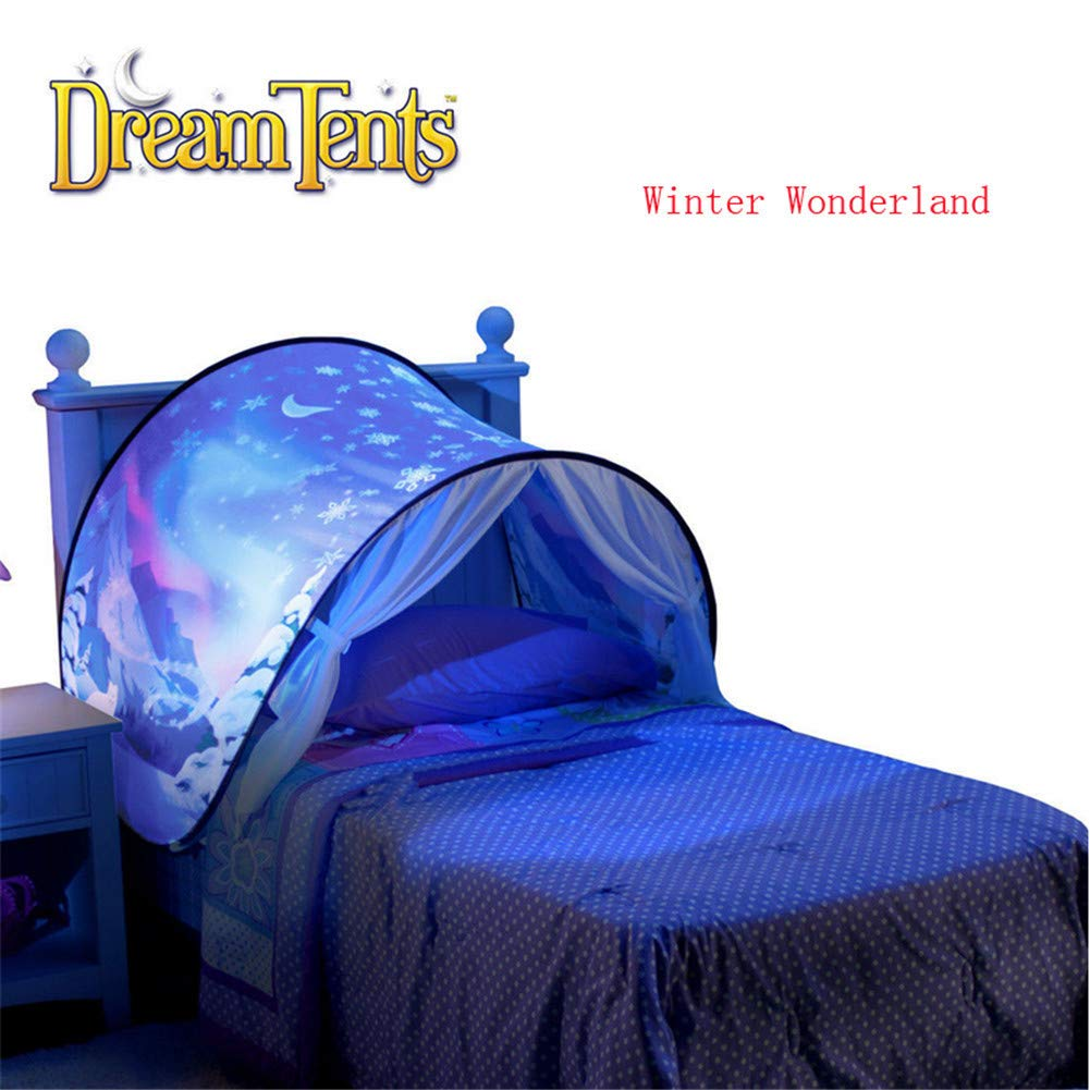 Traumzelt Bettzelt Dream Tent Traumzelt kinderbett Drinnen Kinder ...