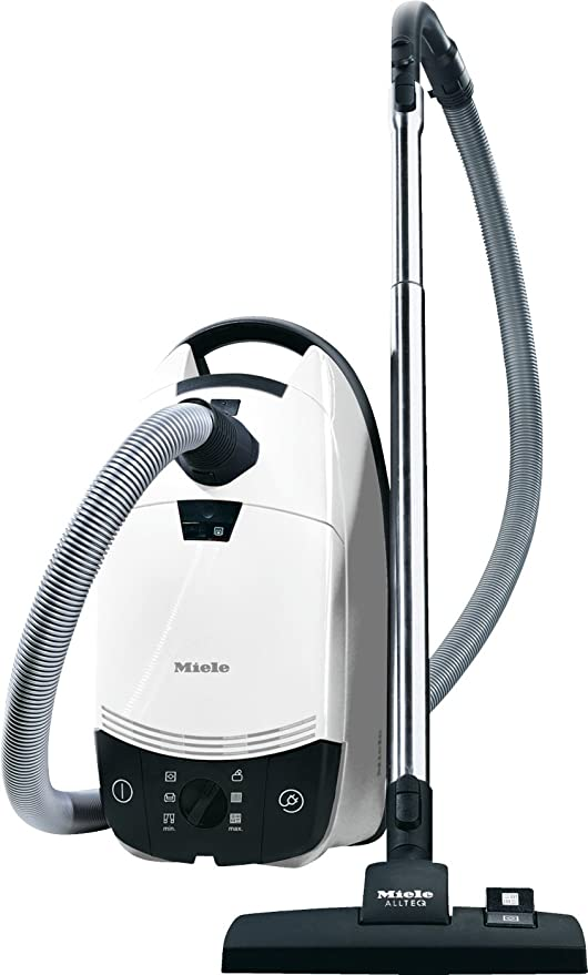 Miele Complete C1 - Aspiradora (800W, B, 30,4 kWh, Cilindro, Bolsa ...