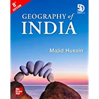 Geography of India for Civil Services and other Competitive Examination