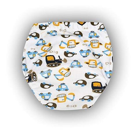 Amazon.com: Babyfriend - Conjunto de 3 pañales para bebé ...