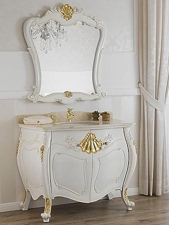 Simone Guarracino Como e Specchio Anderson Stile Barocco Decape ...