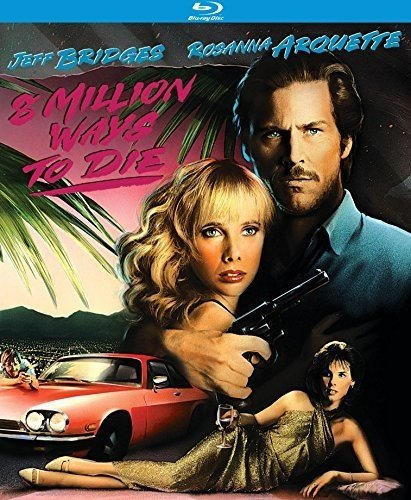 8 Million Ways to Die [Blu-ray] (Long Long Way To Go Miami Vice)