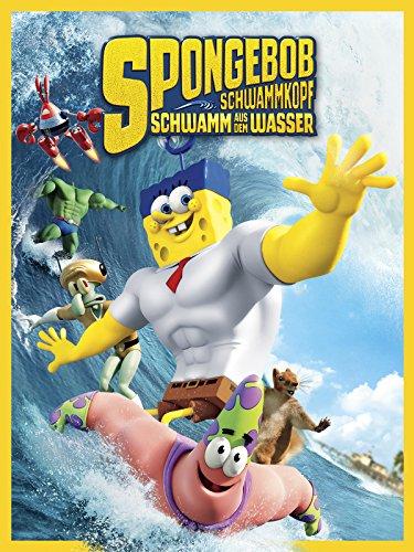 SpongeBob Schwammkopf - Schwamm aus dem Wasser Film