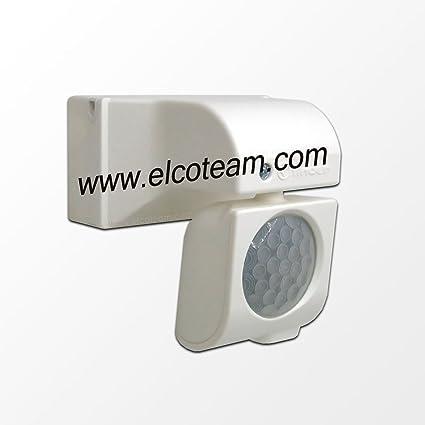 Finder serie 18 - Detector movimiento 120/230v ac para exterior push-in