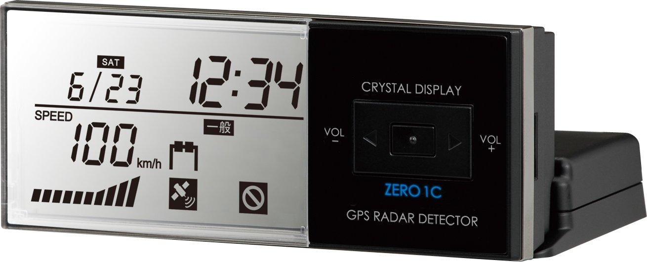 コムテック(COMTEC) 超高感度GPS内蔵レーダー探知機ZERO 1C B007VJC2X6