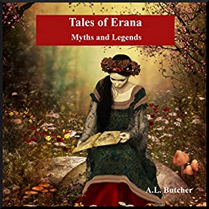 Tales of Erana Audiobook