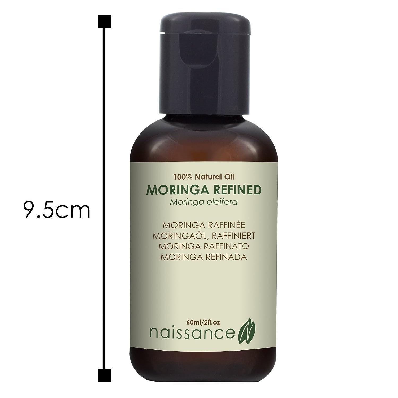 Naissance Moringa Refinada - Aceite Vegetal Prensado en Frío 100% Puro - 60ml: Amazon.es: Belleza