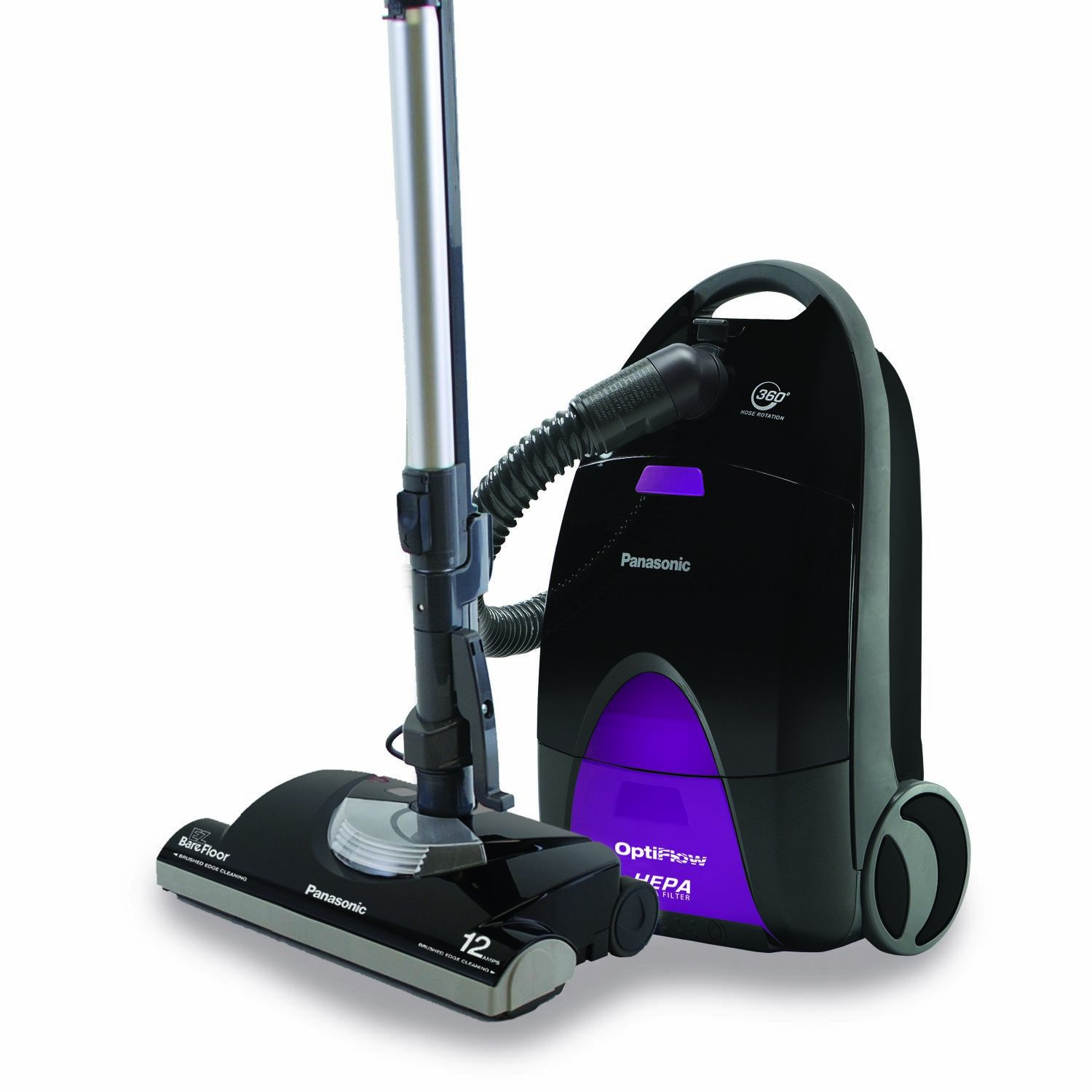Panasonic MC CG937 OptiFlow Canister Vacuum Cleaner