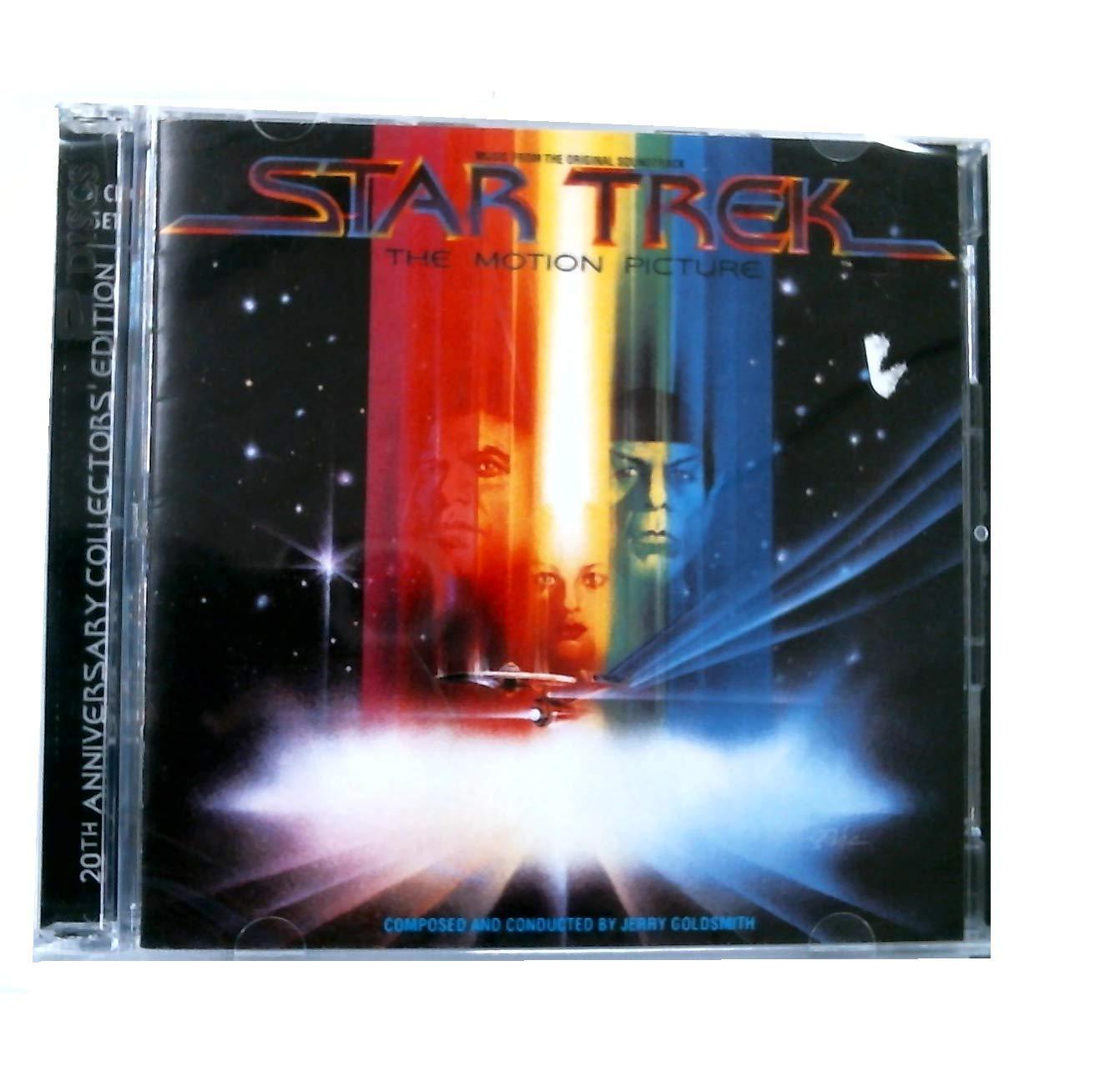 Star Trek: The Motion Picture : Gene Roddenberry, Jerry Goldsmith:  Amazon.fr: Musique