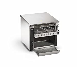 Vollrath CT2H-120250 Horizontal Conveyor Toaster, Stainless Steel, 120v, NSF