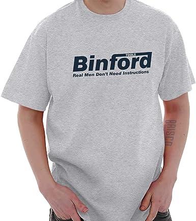 Tim Allen,Real Men Don/'t Need Instructions,Tool Tee Home Improvement T-Shirt