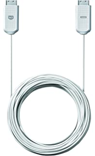 Amazon com: Samsung Electronics One Connect in-Wall Cable,5 m White