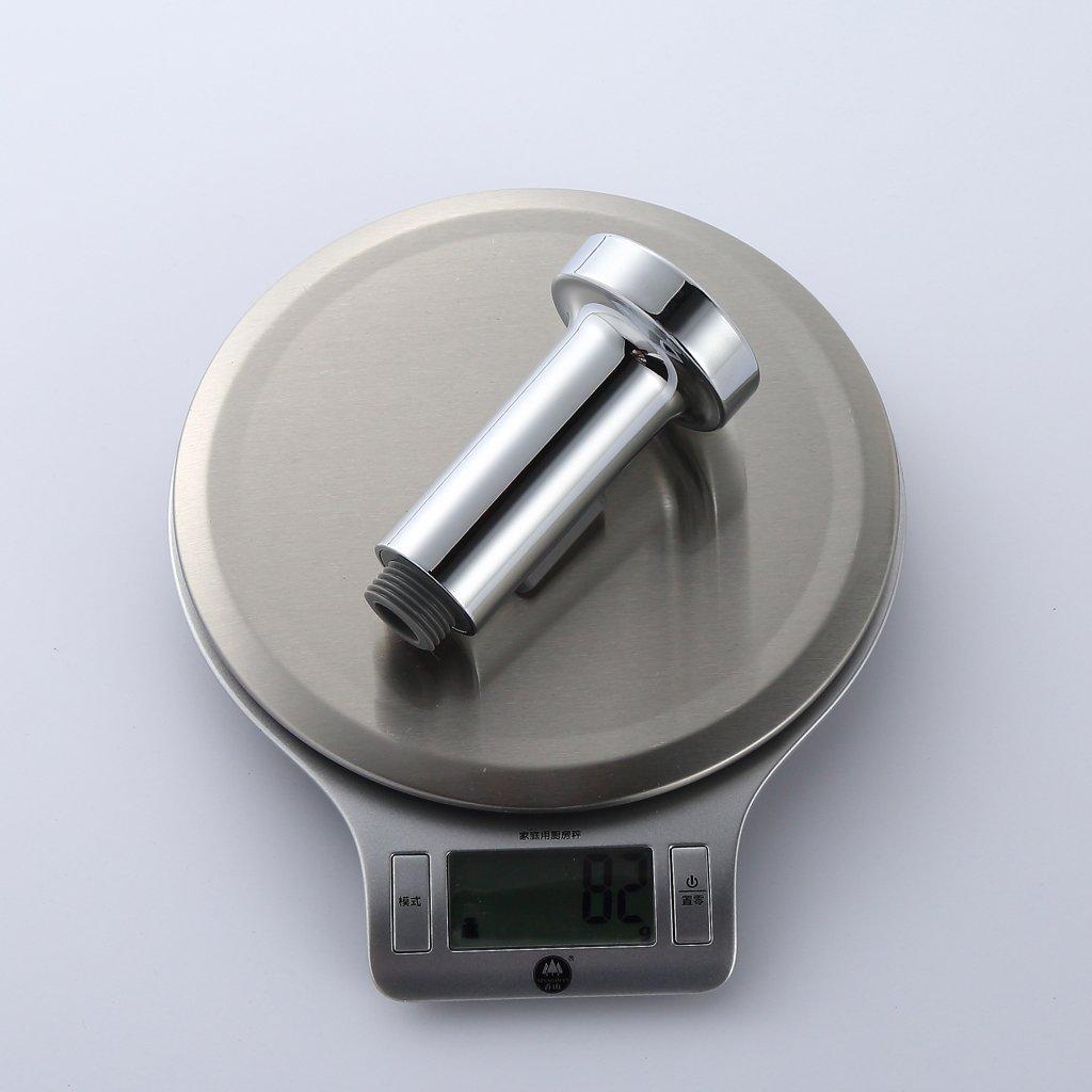 # 6 101 52mm Gazechimp Plastique Pulv/érisateur de Remplacement pour Robinet Deau de Lavabo Evier de Cuisine Salle de Bain