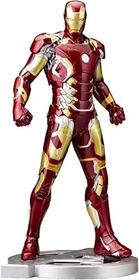 Marvel - Iron Man Mark XLIII ARTFX (Kotobukiya KTOMK184): Amazon ...