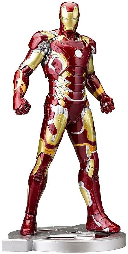 Amazoncom Iron Man Kotobukiya Artfx Avengers Age Of Ultron Mark 43
