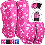 MOVTOTOP Knee Pads for Kids, Soft Kids Knee and