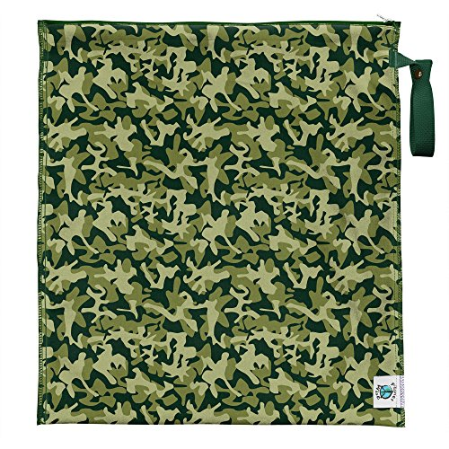 - Planet Wise Large Lite Wet Bag, Camo