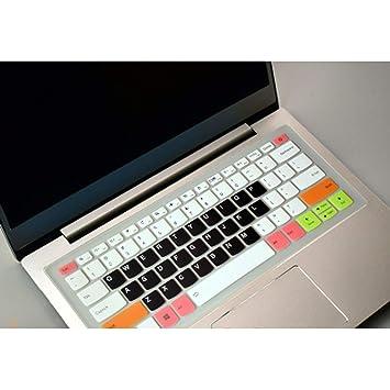 Funda Protectora de Silicona para Teclado Lenovo Yoga 530 ...